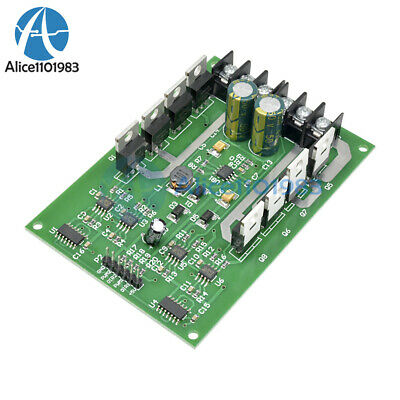 Dual Motor Driver Module Board H-bridge Dc Mosfet Irf3205 3 -36v 10a