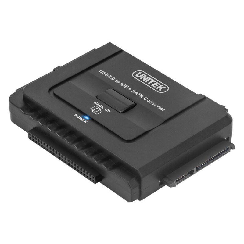 Unitek Scsi Adapters Usb 3.0 To Ide Sata Converter Hard D...
