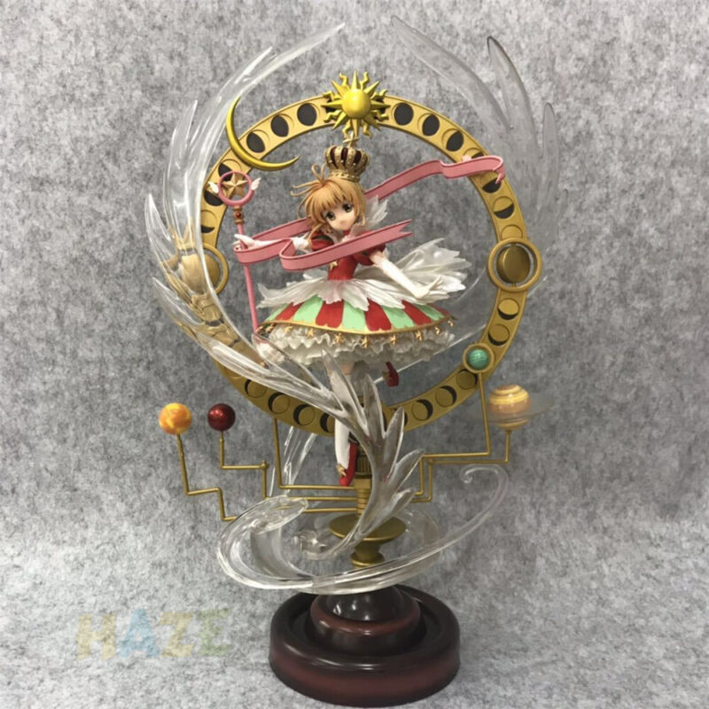 Card Captor Sakura 15th Anniversary Kinomoto Sakura DX Ver. Figure Collection