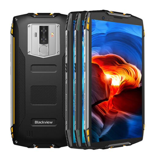 "5.7"" Blackview BV6800 Pro 4GB+64GB Handy Smartphone IP68 Wasserdicht NFC 6580mAh"
