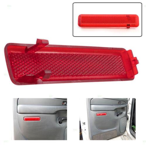 Durable Rear Left Trim Panel Door Reflector For GMC Cheverlet Avalanche 15183155