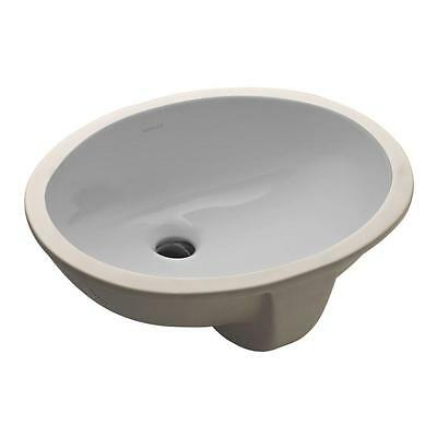 Kohler CAXTON Undermount Sink NEW IN BOXES White #2209-0