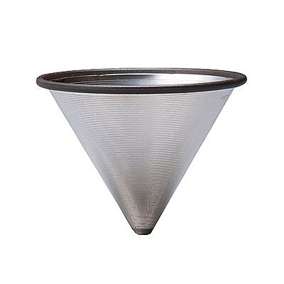 KINTO Coffee Stainless Steel Filter SCS-02-SF 2 Cups 27624 from JAPAN