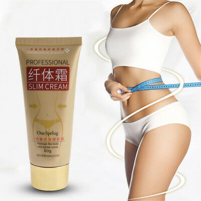 Women Moisturizing Tummy Slimming Cream Fat Burn Burner Cellulite Removal Cream