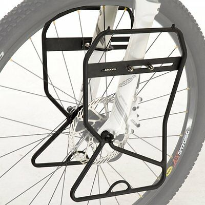 Axiom Journey - Front Bike Pannier Rack to fit Suspension Disc & Lowrider Forks