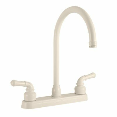 Rv Motorhome Camper Kitchen Sink Faucet Hi Rise Spout Replacement Universal Fit