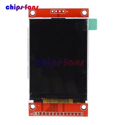 "240x320 2.4"" SPI TFT LCD Serial Port Module+3.3V PCB Adapter SD ILI9341 LCD gebraucht kaufen  Versand nach Germany"