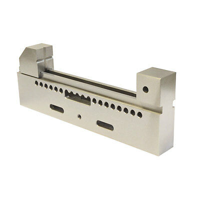 8 Precision Stainless Steel Wire Cut Vise Grinding Emd Milling Lathe .0002