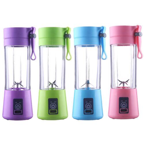 portable electric juicer juice mixer mini fruit