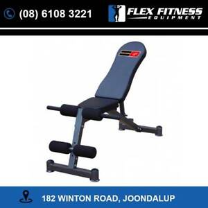 Brand New BodyWorx Utility FID C324 Bench
