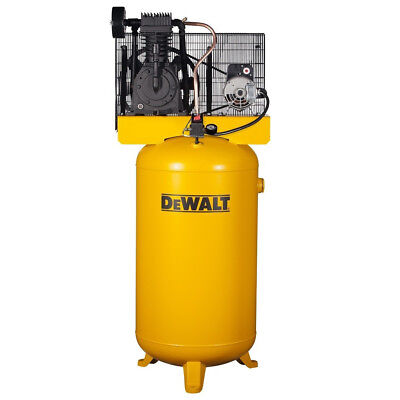 Dewalt 5 Hp 80 Gal. Oil-lube Vertical Air Compressor Dxcmv5048055.1 New