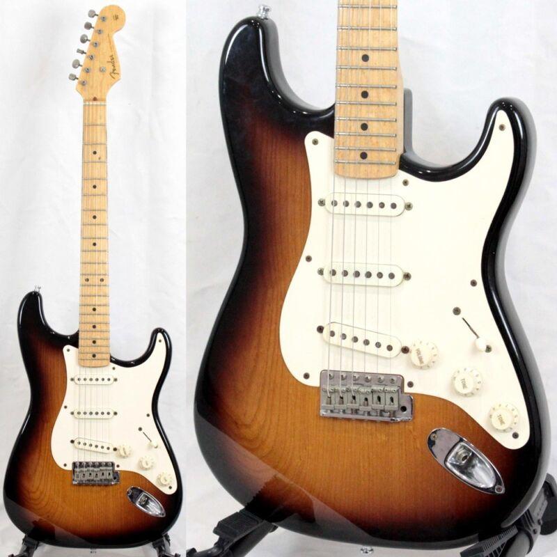 Fender Custom Shop 1954 Stratocaster 2ts Electric Guitar Made 1998