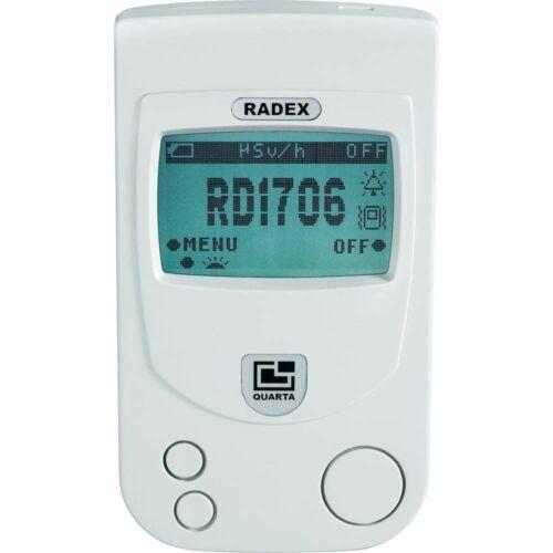 RADIATION DETECTOR, METER, GEIGER COUNTER RADEX RD1706