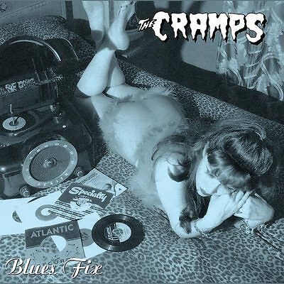 "THE CRAMPS Blues Fix 2014 UK vinyl 10"" NEW/SEALED Beefheart Lightning Slim"