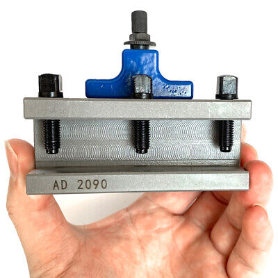 Ad2090 Holder For 40 Position Type A Quick Change Tool Post Replacement