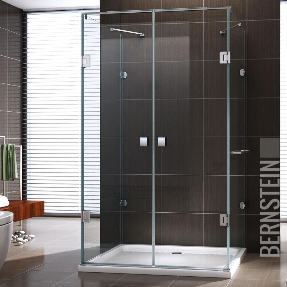 u form duschkabine dusche mit nano 8mm esg glas. Black Bedroom Furniture Sets. Home Design Ideas