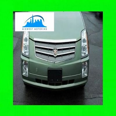 2004 Chrome Trim Accessory (2004-2009 CADILLAC SRX CHROME TRIM FOR GRILL GRILLE 2005 2006 2007)