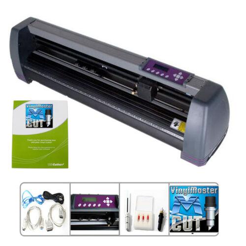 "34"" USCutter MH Series Vinyl Cutter/Plotter, Make Signs Decals Stickers - Refurb"