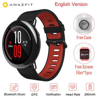 Xiaomi Huami Amazfit Pace SmartWatch Fitness Sport Tracker Global Version Black