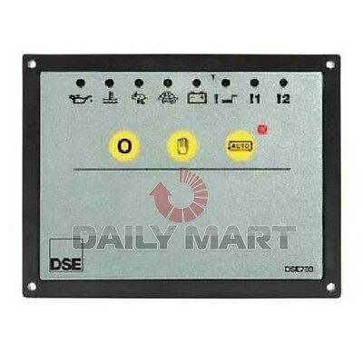 Dse703 Deep Sea Generator Controller Module Control Panel
