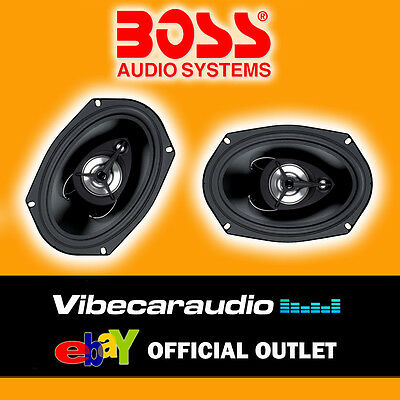 Boss Audio Systems SE693 6x9
