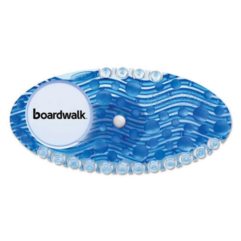 Boardwalk FRSRC30CBL 10-Pc./Box Cotton Blossom Air Freshener - Blue New