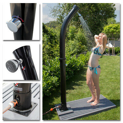 Speedshower Magic Solardusche Solar Dusche Pool Gartendusche