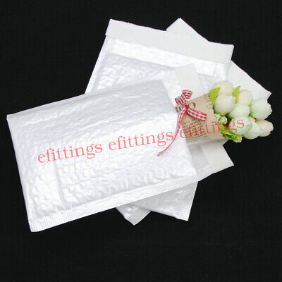 1050100 Poly Bubble Mailers Padded Envelope 3x5 4x6 4x8 5x7 6x9 7x10 8x11 9x12