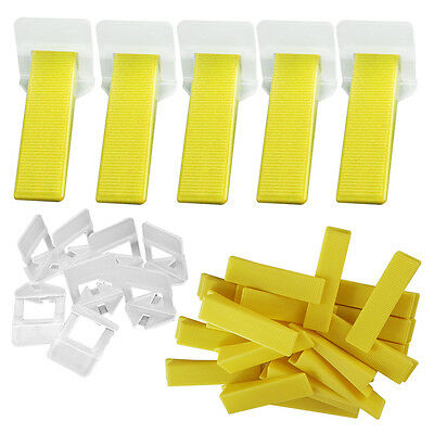 400 Tile Leveling Spacer System Tool Construction Spacer-Flooring Level-Lippage