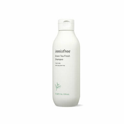 [INNISFREE] Green Tea Fresh Shampoo - 310ml / Free Gift