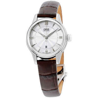 Oris Artelier Date Men's 31 millimeter watch Automatic movement 56176874071LS