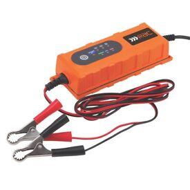 RAC RAC-HP239 4A Smart Battery Charger 6 / 12V