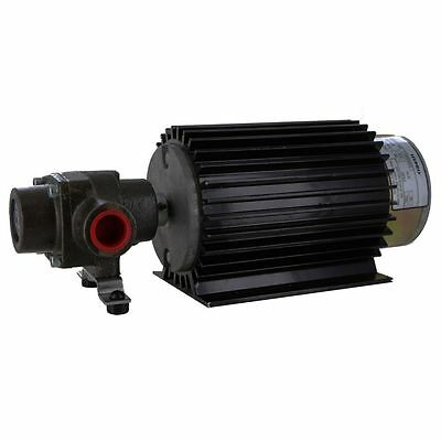 Hypro 4001n-eh Roller Pump With 12-volt Electric Motor