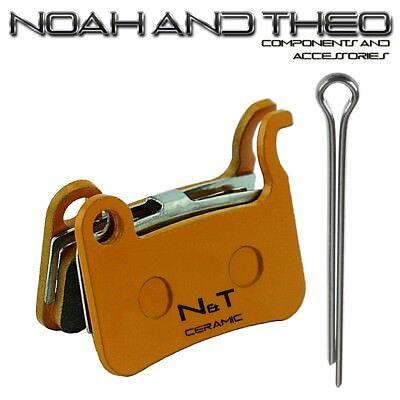 N&t Shimano Deore Slx Br M800 M965 M966 M975 Cerámica Pastillas Freno...