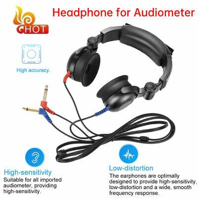 New Telephonics Audiometer Headset Audiometric Hearing Screening Headphone