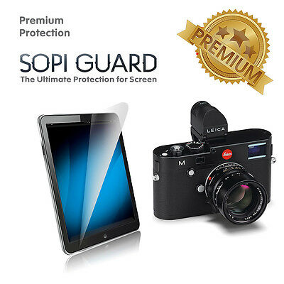 SopiGuard Premium Tempered Glass 9H 0.3mm Screen Protector Leica M M240