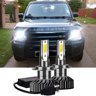 Land Rover Discovery MK3 H7 H7 501 100w Clear Xenon High//Low//Side Light Bulbs