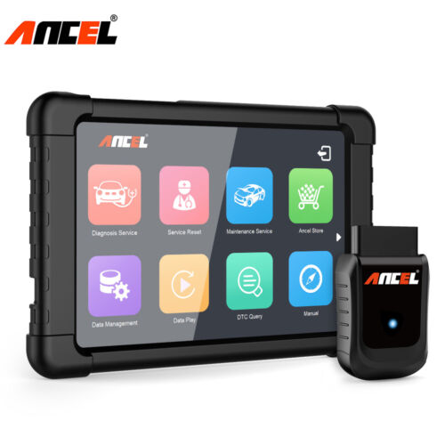 WIFI OBD2 Full System Scanner&Tablet Automotive Diagnostic Tool ABS EPB SRS DPF