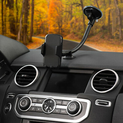 YOSH 360° In Car Windscreen Mount Phone Holder Stand For iPhone 7 8P X XS MAX S8