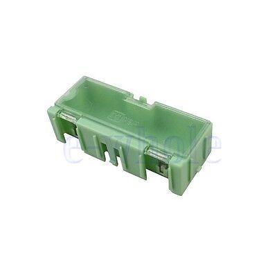 5pcs 2 Anti-static Electronic Components Smd Smt Tool Parts Storage Box Case Hm