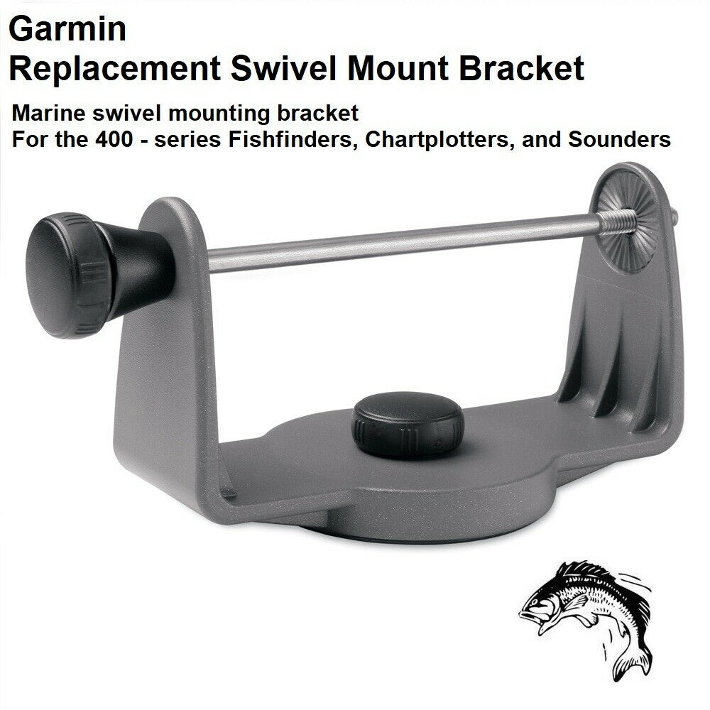 Garmin Marine swivel mounting bracket