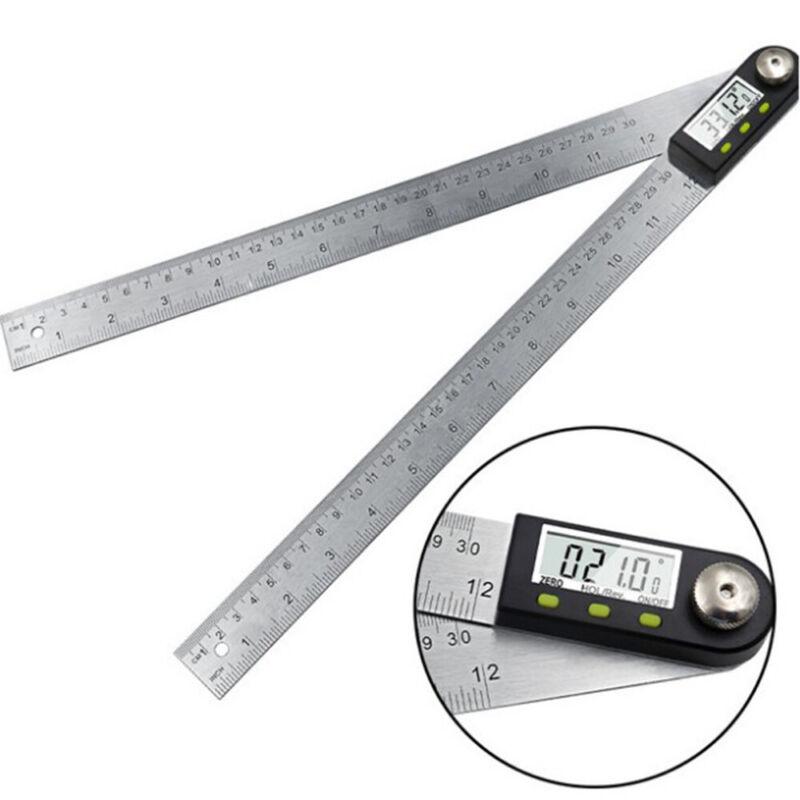Digital angle measure car tyre air pressure pump