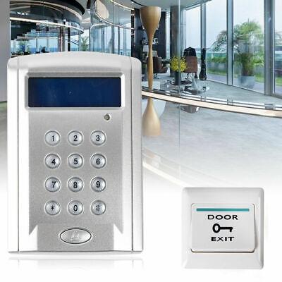 Bolt Lock Access Control Keypad 2 Doors Control Standard Wiegand 26 Interface Us