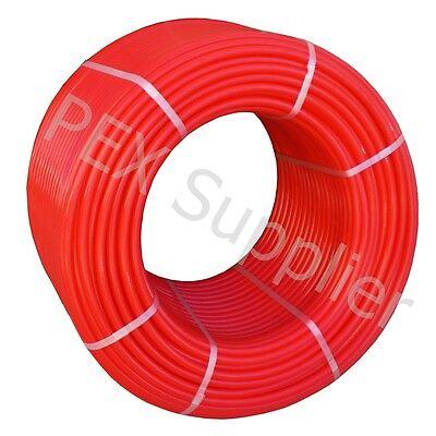 12 X 1000 Ft Pex Tubing Oxygen Barrier O2 Red Evoh Radiant Floor Heat