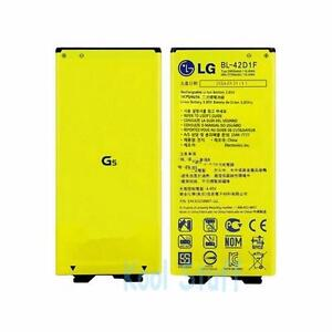 Genuine LG BL-42D1F Battery 2800mAh G5 H820 H850 VS987