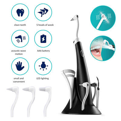 Electric Dental Tartar Calculus Plaque Remover Professional Cleaning Tool