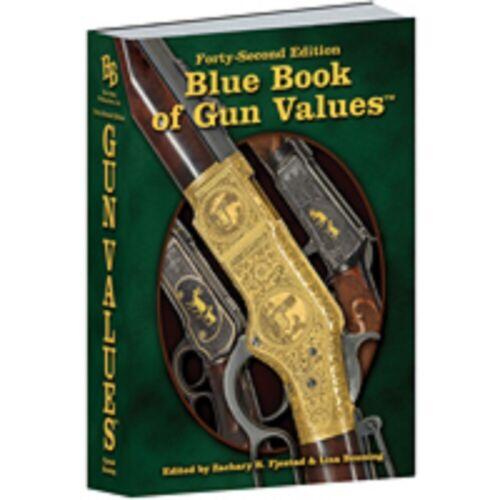 Blue Book of Gun Values 42 st ED. PRICES Shotgun Handgun Rifle Pistol NEWEST 21