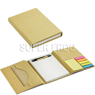Paper Clear Notebook And Ball Pen Notepad Writing Note Pad Sticky Memo Notes](Notebook And Pen)