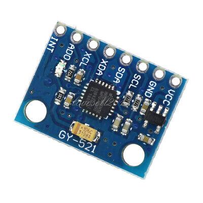 2pcs Mpu 6050 Mpu-6050 Module 3 Axis Gyroscopeaccelerometer Module For Arduino