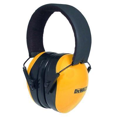 Dewalt Hearing Protection Earmuffs Ear Muffs Dpg-62c
